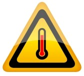 12414976-high-temperature-warning-sign-illustration