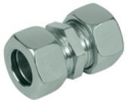 Соединение с метрической резьбой и уплотнительным конусом 24° по DIN 2353/ ISO 8434-1