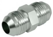 Соединение с дюймовой резьбой и уплотнительным конусом 37° (74°) по SAE J514 или ISO 8434-2  JIC